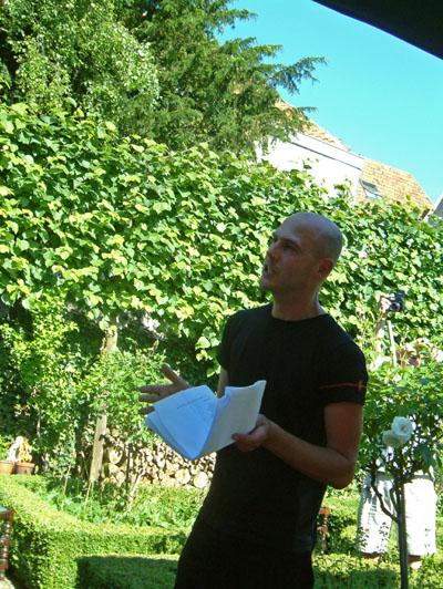 Diana ozon 19 juni middelburg for Diana tuin